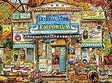 Buffalo Games - Aimee Stewart - Brown's General Store - 1000 Piece Jigsaw Puzzle