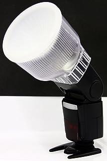 Impulsfoto 68546694 - Difusor para Nikon Speedlite SB800, Blanco