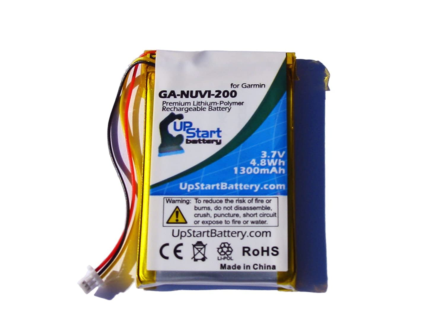 Replacement for Ranking TOP15 Garmin Nuvi 780 Battery Award with Compatible -