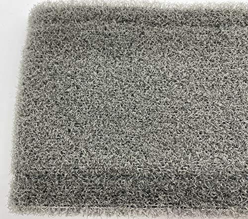 Bodentuch grau
