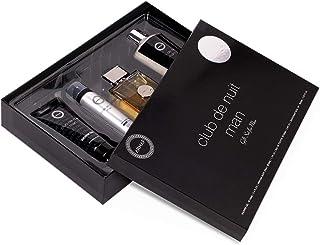 Armaf Club De Nuit Man, 4 Pieces Gift Set, Club De Nuit EDT Man - 105ml + Shower Gel - 100ml + Shampoo - 250ml + Perfume B...