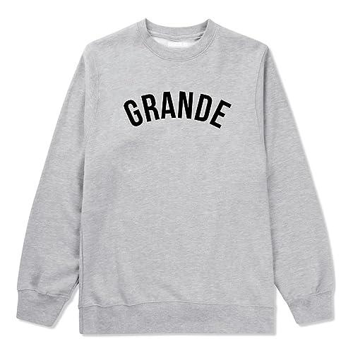 90d61108f Kings Of NY Grande Fan Music Concert Iggy Style Fashion Crewneck Sweatshirt