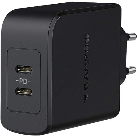 Rampow Usb C Ladegerät 36w Power Delivery Usb C Elektronik