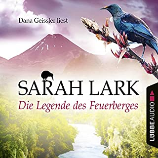 Die Legende des Feuerberges (Feuerblüten 3) audiobook cover art