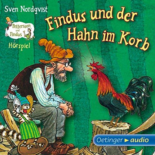 Findus und der Hahn im Korb audiobook cover art