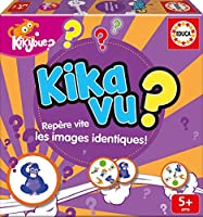 Educa - 16681 - Jeu - Kikavu?