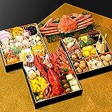小樽きたいち 海鮮おせち 豪華 特大8寸三段重 全36品 (12月31日(木))