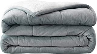 Syrinx Plush Weighted Blanket 15lbs, 60