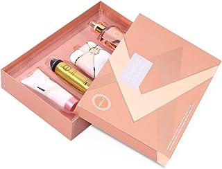Armaf Le Parfait Women, 4 Piece Gift Set, Eau De Parfum - 100ml, Perfumed Body Spray - 50ml, Body Lotion - 100ml, Fragranc...