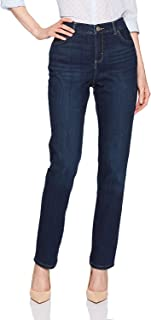Lee womens Instantly Slims Classic Relaxed Fit Monroe Straight Leg Jean Jeans