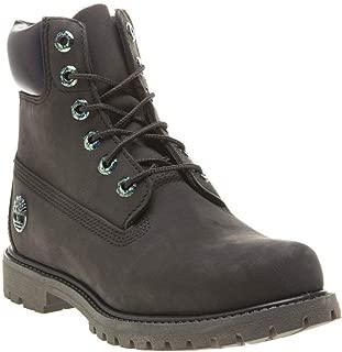 """Timberland 6"""" Premium Womens Boots Grey"""