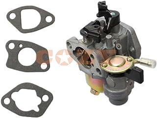 Carburador con junta para motor de cortacésped Honda HR194 HR214 HRA214 HR215 HR216 GXV140 160