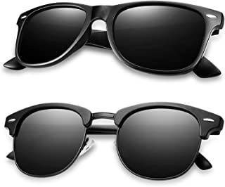 Polarized Sunglasses for Men and Women HD Vision Lens...