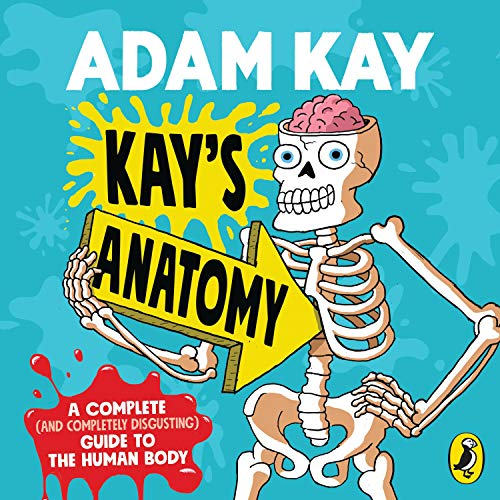 Kay's Anatomy cover art