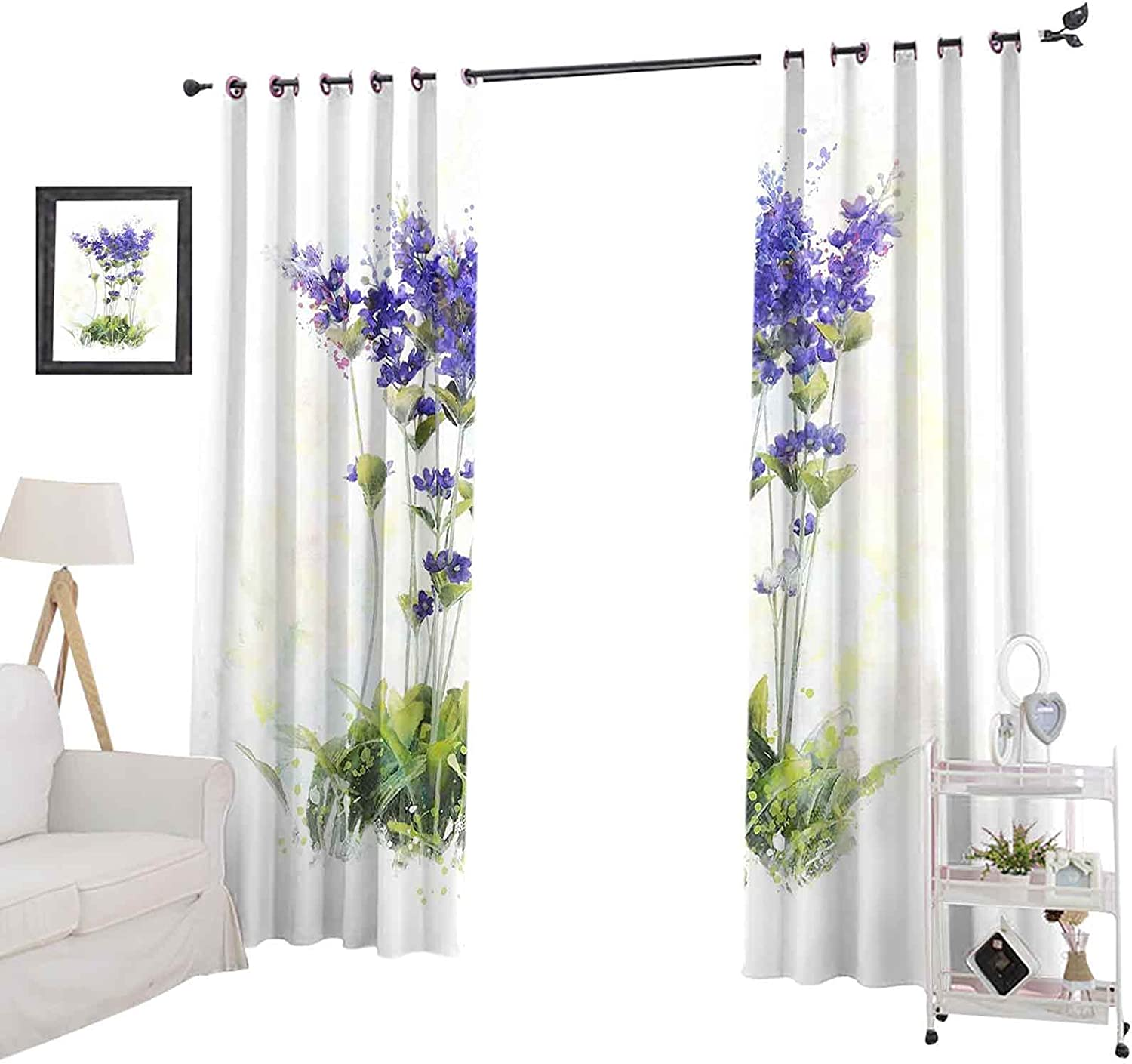 Blackout Curtains for Max 50% OFF Living Room Curtain 108 Window Inches Long Ranking TOP11
