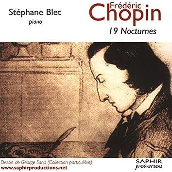 Frédéric Chopin: 19 Nocturnes