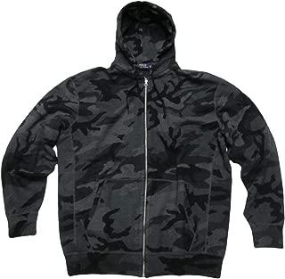 Polo Ralph Lauren Men's Big and Tall Hooded Sweatshirt Hoodie Zippered Fleece Jacket