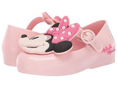 Mini Melissa Sweet Love + Minnie BB (Toddler/Little Kid) (Light Pink) Girl