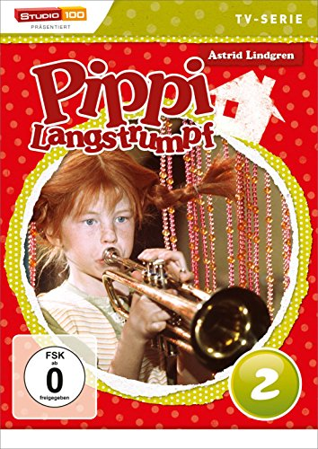 Pippi Langstrumpf - TV-Serie, DVD 2