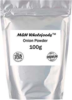 MQH Wholefoods ® - Cebolla molida en polvo de grado * A* de