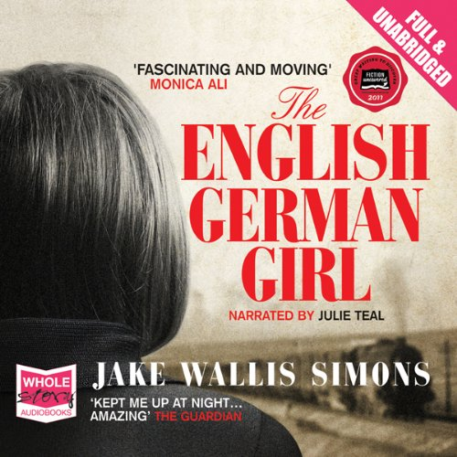 The English German Girl cover art