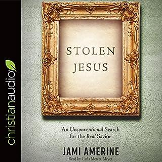 Stolen Jesus audiobook cover art