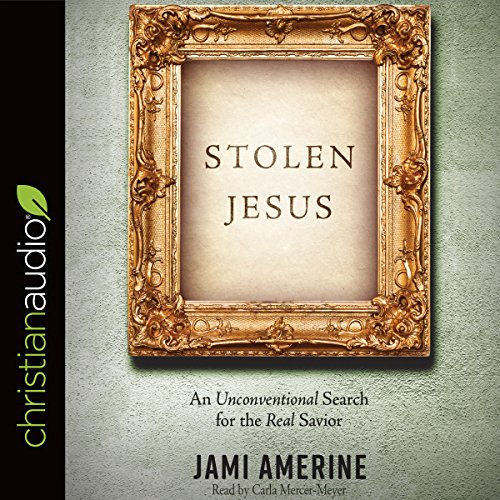 Stolen Jesus audiobook cover art