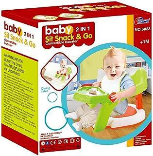Baby 2 in 1 Sit Snack & Go