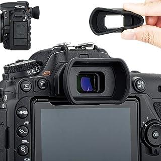 Soft Silicon Camera Viewfinder Eyecup Eyepiece Eyeshade for Nikon D750 D610 D600 D7500 D7200 D7100 D7000 D5600 D5500 D5300...