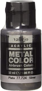 Vallejo Silver Metal Color 32ml Paint