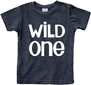 Wild One Birthday Outfit boy First Birthday Outfit boy 1st Baby Shirt one Year Old Boys