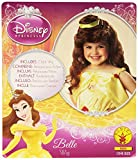 Rubies Belle Peluca - Disney Princess - Niños del Vestido Peluca - One Size