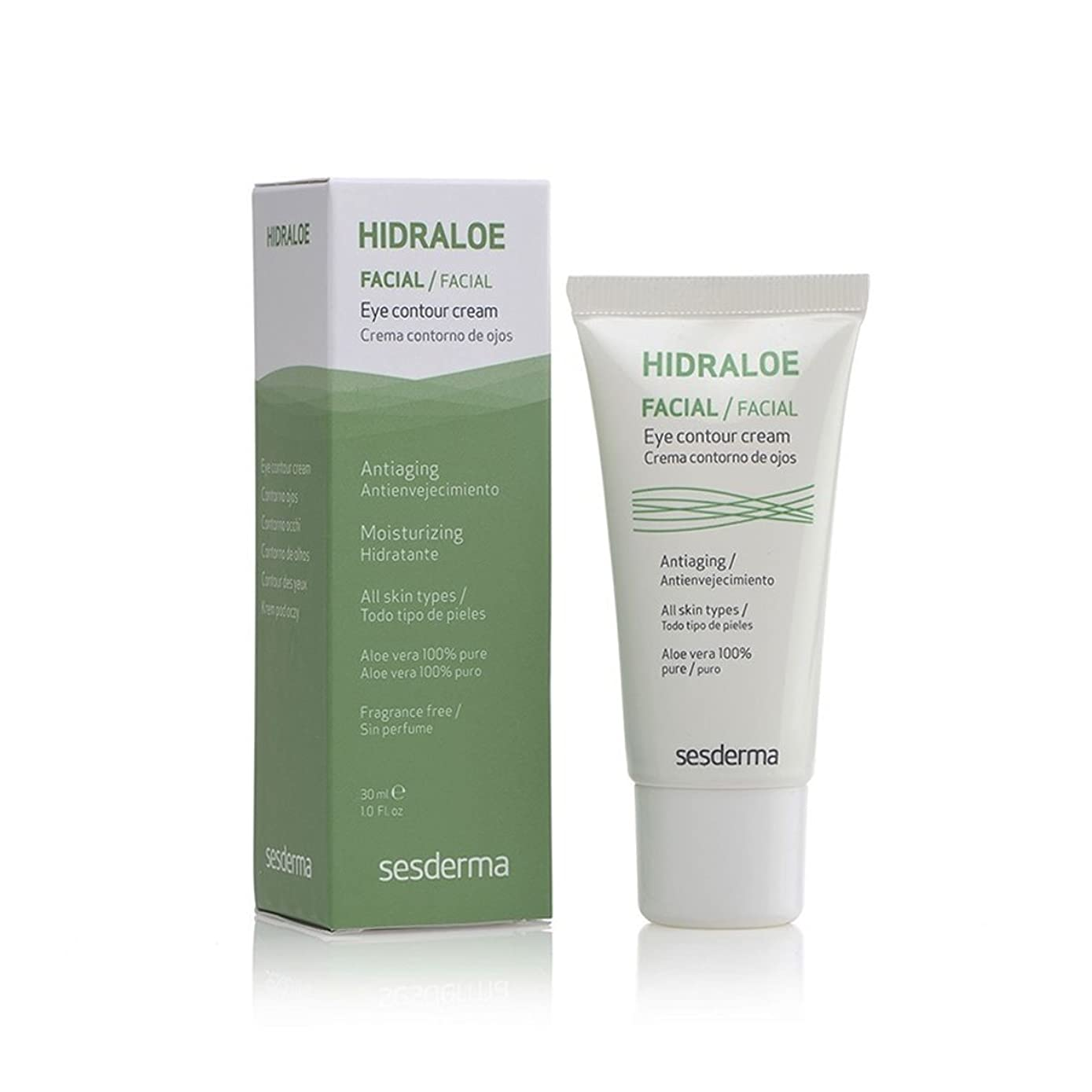 から歯火Sesderma Hidraloe Eye Contour Cream 15ml [並行輸入品]