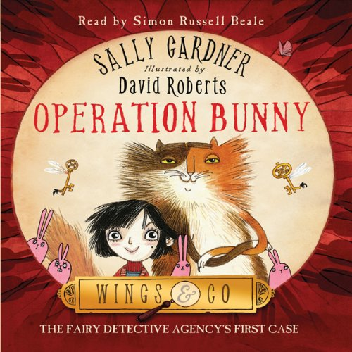 Operation Bunny audiobook cover art