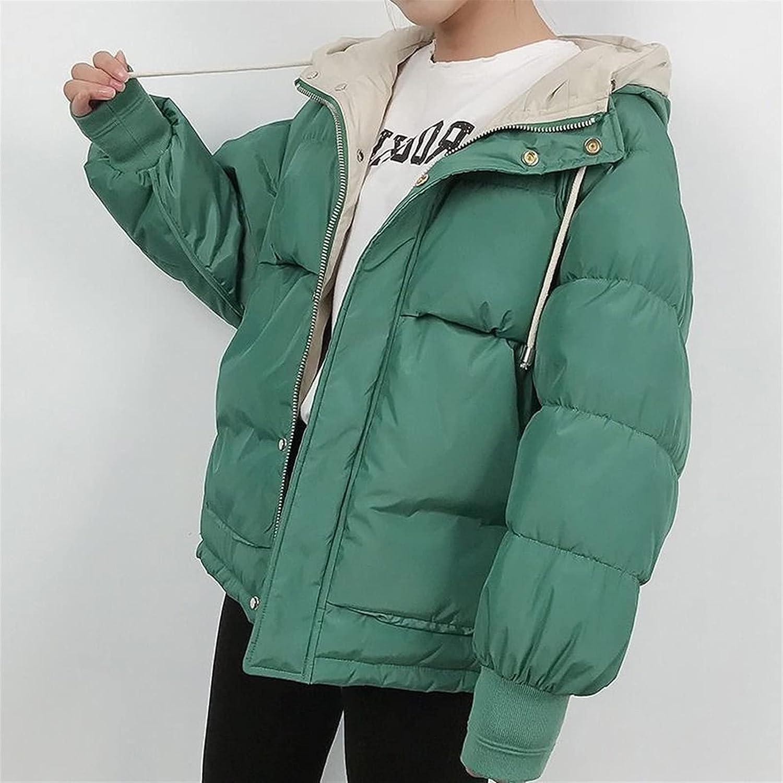 DIAOD New Winter Jacket Parka Women' Loose Short Bombing new work Max 59% OFF Clothes Women's