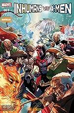 Inhumans vs X-Men n°1 de Charles Soule