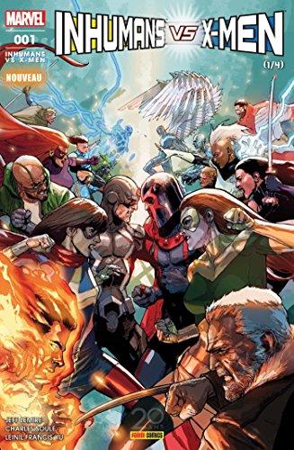 Inhumans vs X-Men n°1