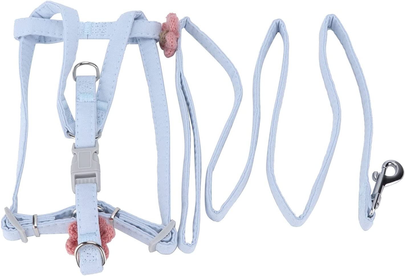 GLOGLOW Max 43% OFF Cat Harness and Leash Adjustable Set w Pet Lowest price challenge Soft