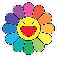 Vijk kor Takashi Murakami Happy Flower Stickers (3 Pcs/Pack)