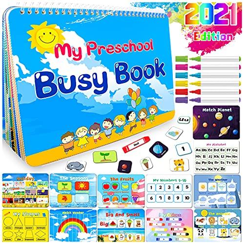 HeyKiddo Montessori Toys for Toddle…