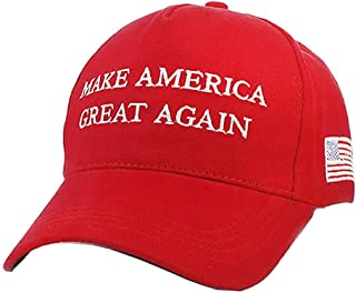Keep America Great Hat Donald Trump President 2020 Slogan with USA Flag Cap Adjustable Baseball Cap