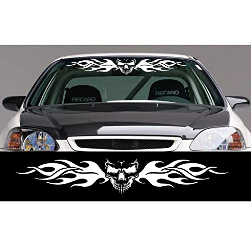Ford Side Windshield Decal Performance All Fords