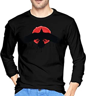 Red Raven - Life is Strange Before The Storm T-Shirt Men T-Shirt