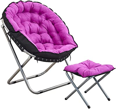 Amazon.com: L & J sofá, silla, reclinable sillas de patio ...