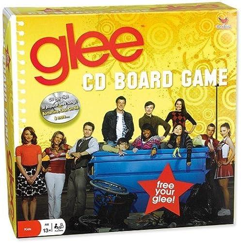Glee Cd Board Game by Cardinal