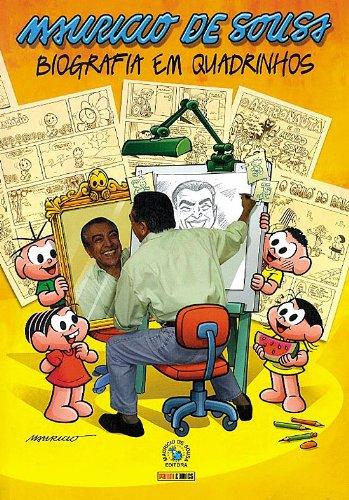 Maurício de Sousa. Biografia em Quadrinhos - Volume 1