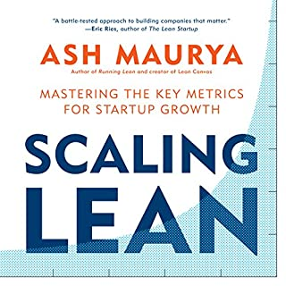 Scaling Lean cover art