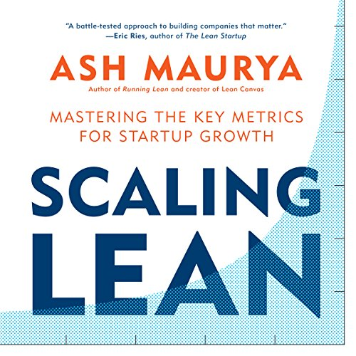 Scaling Lean audiobook cover art