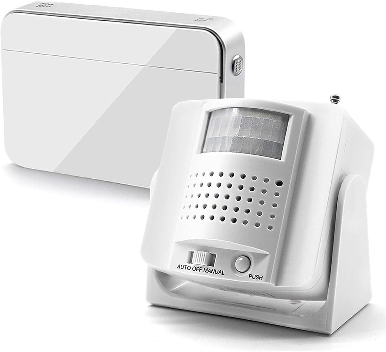 Sale SALE% OFF ChunHee Motion Sensor Doorbell Indoor Chime Entry Store 2021 Alert