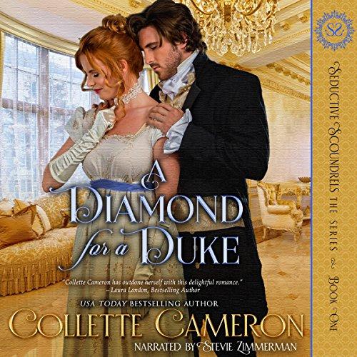 Couverture de A Diamond for a Duke